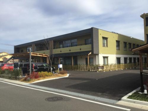 特別養護老人ホームいずみの郷(福島県) 設計:湧設計