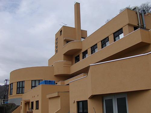 北海道大学厚岸臨海実験所(北海道)設計:集団製作建築事務所