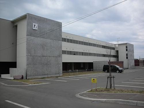釧路町営遠矢公営住宅(北海道)設計:アトリエブンク