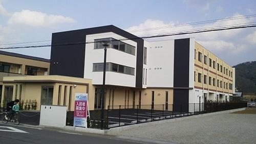 高齢者住宅「エルフィリア」(福島県) 設計:湧設計
