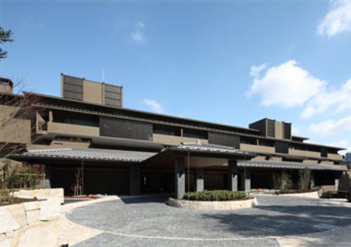 東急ハーヴェスト有馬六彩(兵庫県) 設計:東急設計コンサルタント