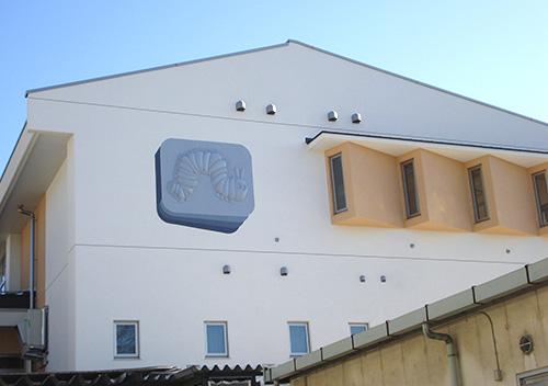 小諸市立野岸小学校(長野県)設計:東浜・布矢設計共同企業体